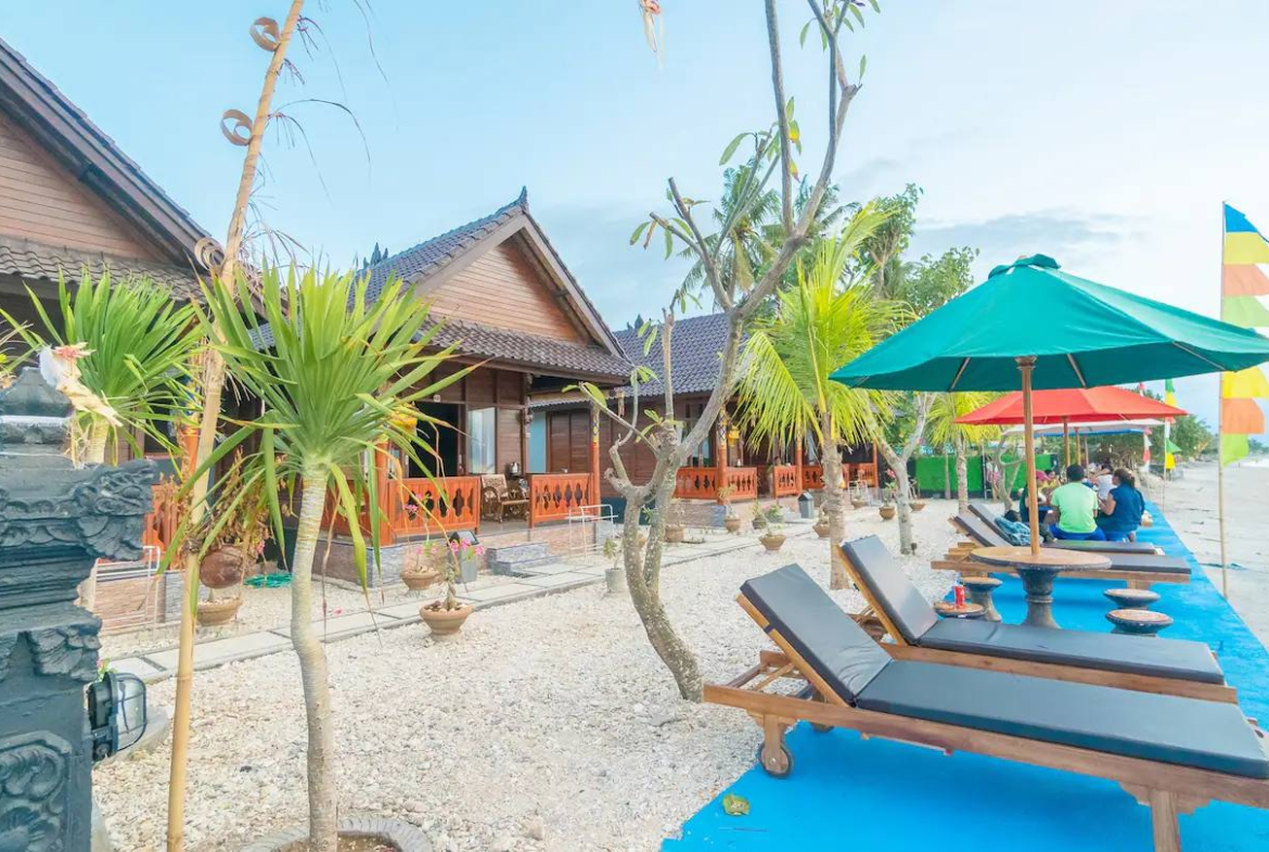 Merta Beach Bungalow